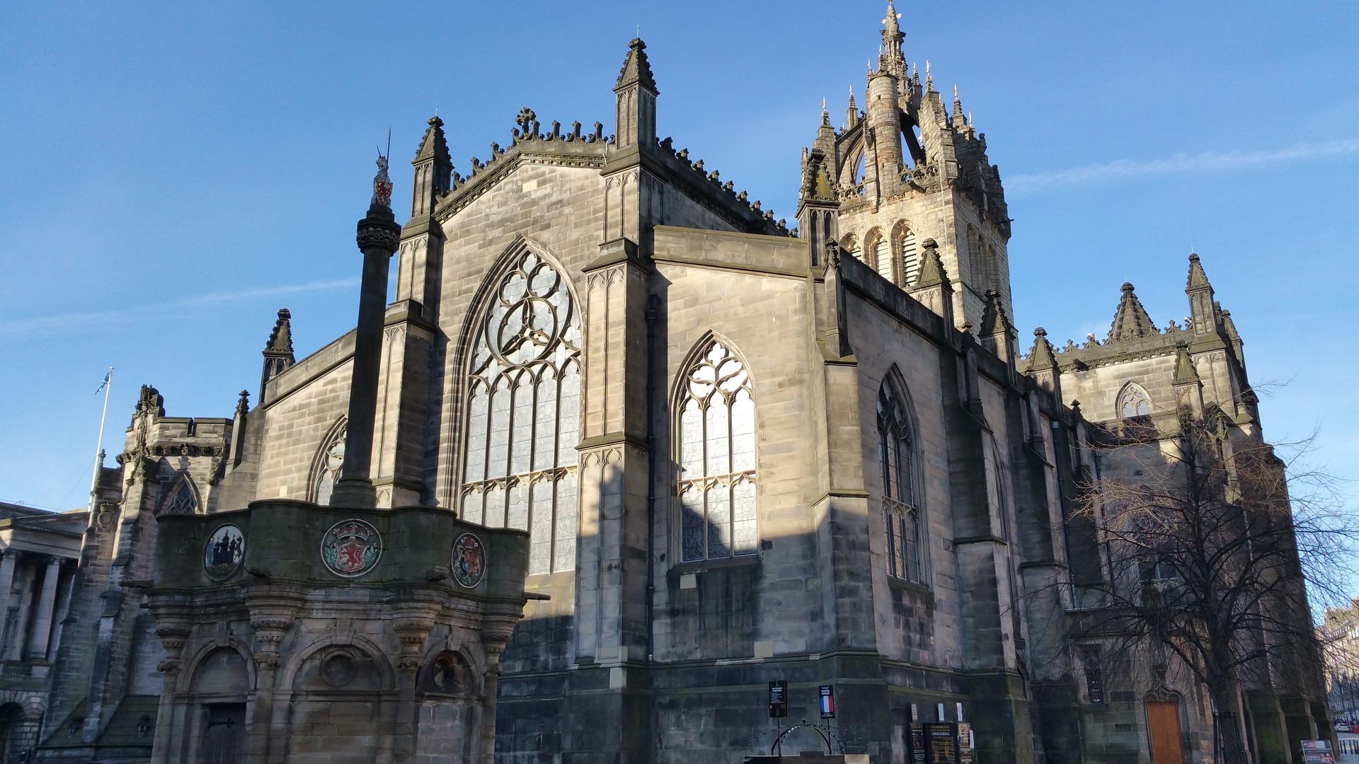 Catedral en Old Town