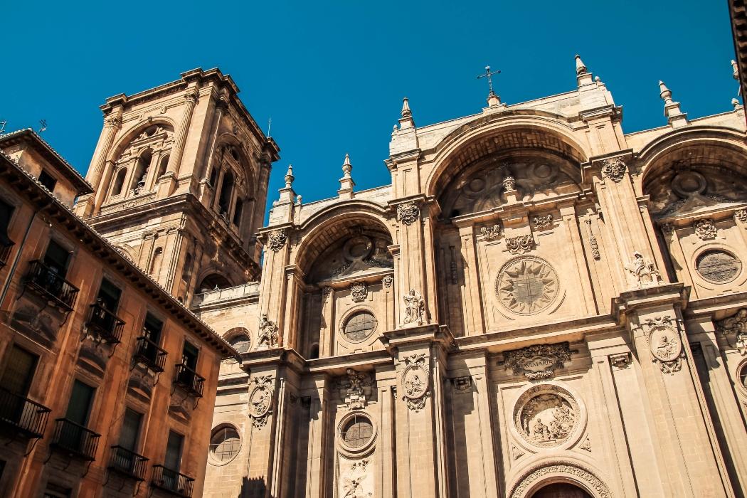 Catedral de Granada. que ver en granada