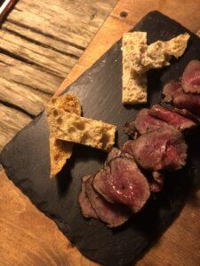Donde comer en Santiago de Compostela: A Moa
