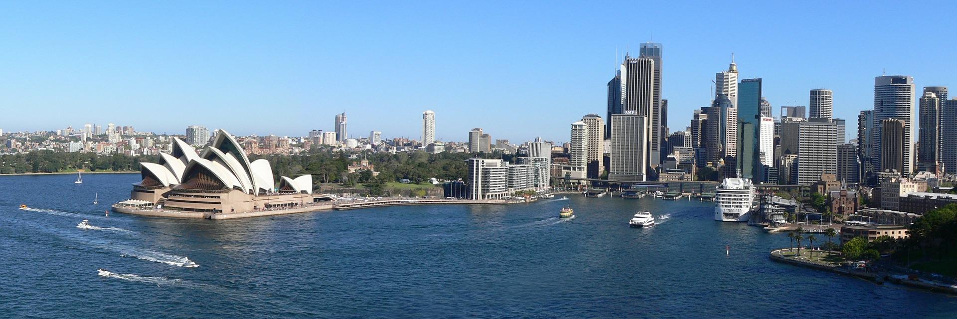 Visitar Australia