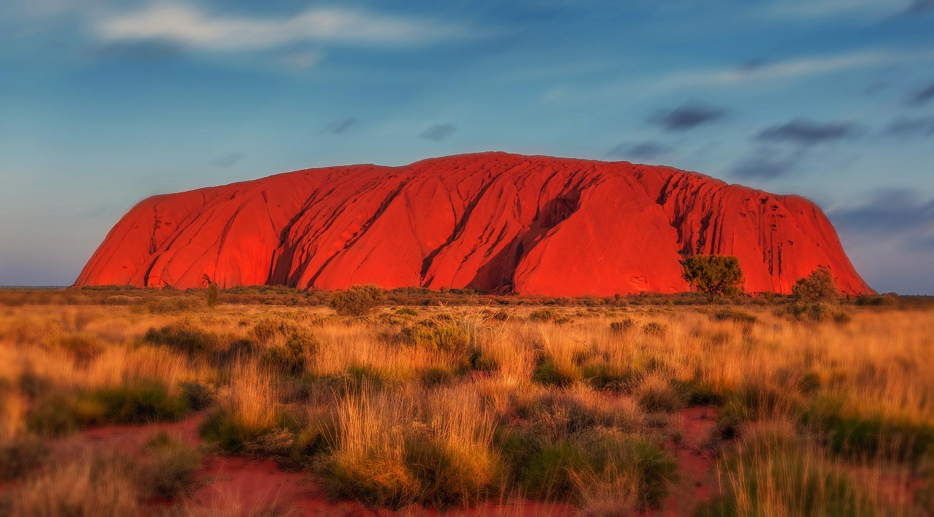 Naturaleza que ver en Australia